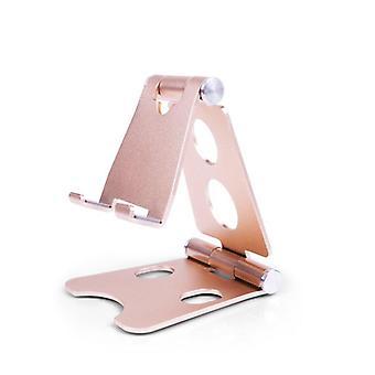 Bakeey Aluminiumlegierung Anti-Rutsch verstellbare Desktop-Telefonhalter Ständer für Handy-Ipad