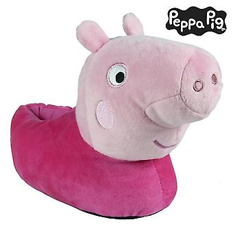 House Slippers 3d Peppa Pig Pink