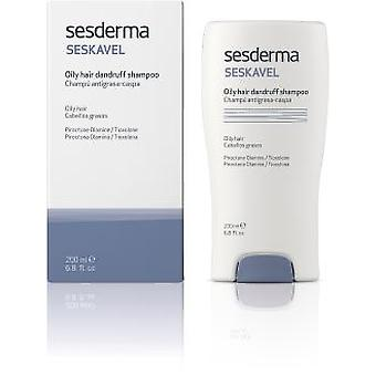 Sesderma Seskavel Control Anti-Dandruff and Grease Shampoo 200 ml