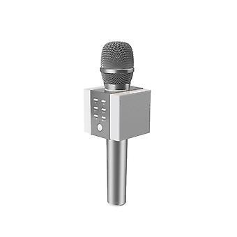 Microphone de karaoké avec haut-parleur Bluetooth intégré 5W