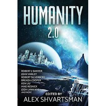 Humanity 2.0 by Shvartsman & Alex