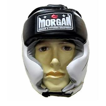 Morgan V2 Full Combat Style Head Guard Medium