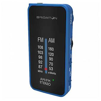 Radio Transistor BRIGMTON BT224 Bleu