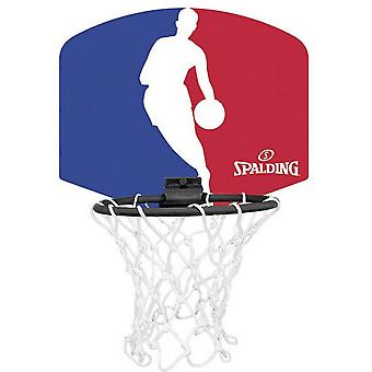 Spalding NBA Micro Miniboard Basketball Ring, Net et Ball Set