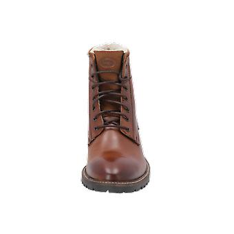 Base London Mortar Men's Boots Brown Lace-Up Boots Winter
