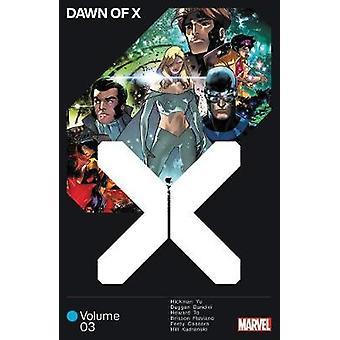 Dawn Of X Vol. 3 by Jonathan Hickman - 9781302921583 Book