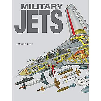 Military Jets by Jim Winchester - 9781782747284 Book