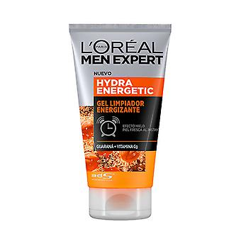 Facial Cleansing Gel Hydra Energetic L'Oreal Make Up (100 ml)