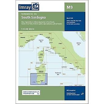 M9 South Sardegna - 2020 by Imray - 9781786792129 Book