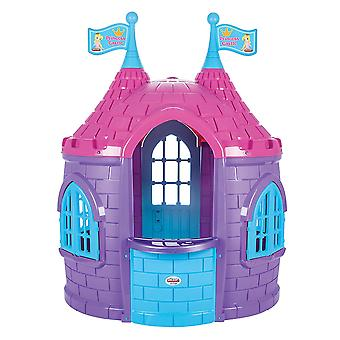 Pilsan Princess Castle Playhouse Pink