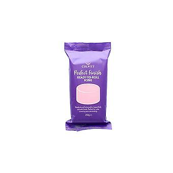Culpitt Perfect Finish Ready To Roll Icing - Light Pink 250g
