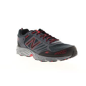 New Balance Lonoke V1  Mens Gray Mesh Lace Up Athletic Running Shoes