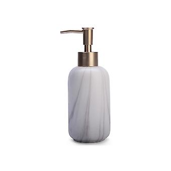 SOAP DISPENSER MARBLE LOOK A LIKE 18,5 cm