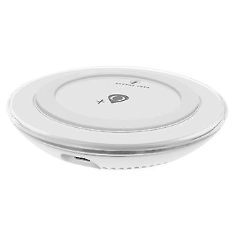 Universal wireless induction charger, fast charging 2.4 A White