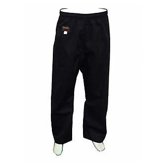 Yamasaki Černé Gi Kalhoty 10 Oz