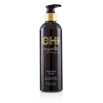Argan öljy plus moringa öljy shampoo sulfaatti & parabeeni vapaa 184713 340ml / 11.5oz