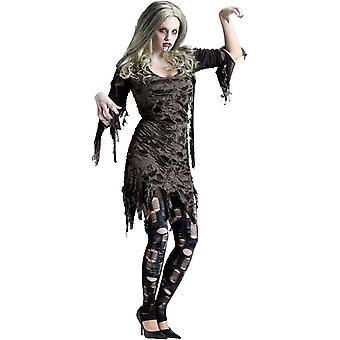 Zombie Lady Adult Costume