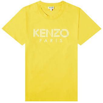 T-shirt Logo Kenzo Paris