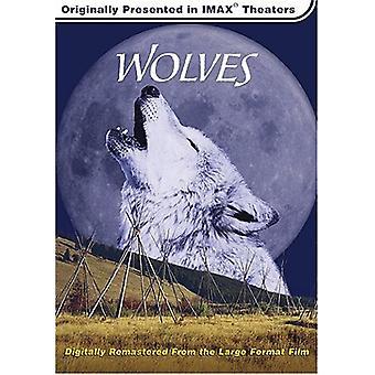 Wolves [DVD] USA import