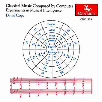 Cope - Three Inventions/ Sonata/ Mazu [CD] USA import