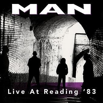 Man - Live at Reading 1983 [CD] USA import