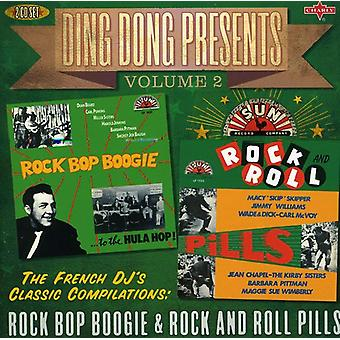 Ding Dong Presents - Vol. 2-Ding Dong Presents [CD] USA import