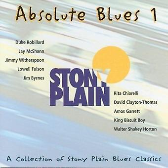 Vol. 1-Absolute Blues [CD] USA import