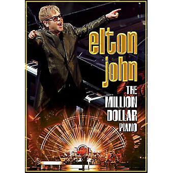 Elton John - importación de Estados Unidos millones de dólares de Piano [DVD]