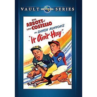 Het Ain't Hay [DVD] USA import