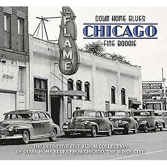 Various Artist - Down Home Blues: Chicago Fine Boogie [CD] USA import