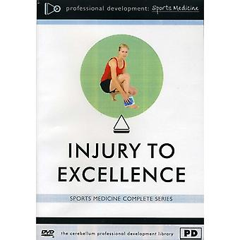 Injury to Excellence [DVD] USA import