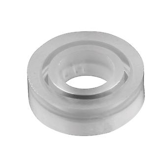 Siliconen Plain Ring Mould voor Epoxy Hars, Grootte P1/2