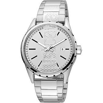 Just Cavalli Young Watch JC1G082M0055 - Stainless Steel Gents Quartz Analogue