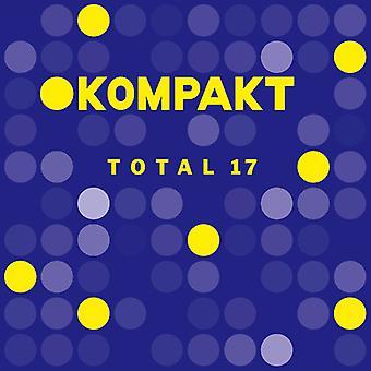 Various Artist - Kompakt Total 17 [Vinyl] USA import