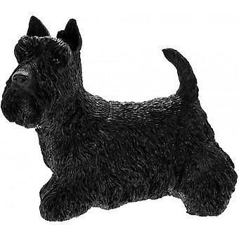 Scottish Terrier Dog Figurine