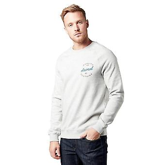 Animal Men's Sclosa Sweatshirt Grey