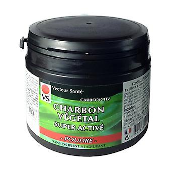 Super activated carbon powder 100 g of powder