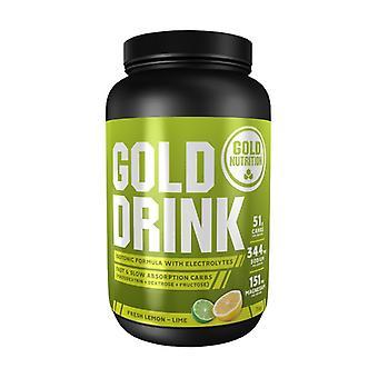 Gold drink (lemon flavor) 1 kg of powder (Lemon)