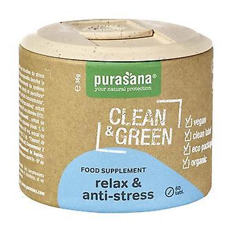 Relax & anti-stress 60 tabletten