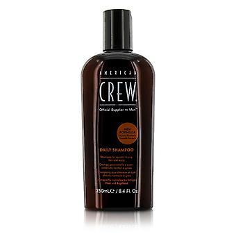 American Crew Men napi sampon (a normál és zsíros haj és a fejbőr) 250ml/8.4 oz