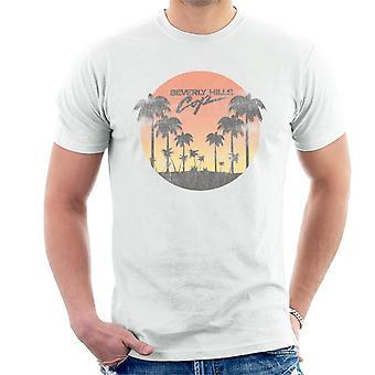 Beverly Hills Cop Retro Sunset Men's T-Shirt