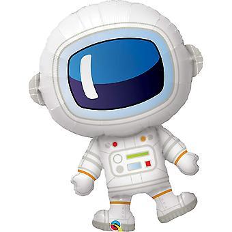 Espaço astronauta 94 cm Balão de Folha XXL Balão Gigante Balão Andador de Balão