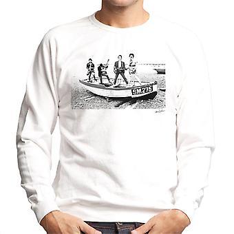 X Ray Spex Beach Photo Shoot 1977 Men's Sweatshirt