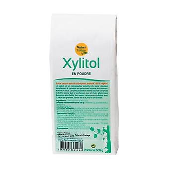 Xylitol powder (birch sugar) 500 g of powder
