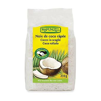 Organic Grated Coconut 250 g