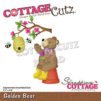 Sloop Cottage Garden Bear