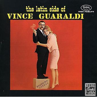 Vince Guaraldi - importation USA côté Latin de Vince Guaraldi [CD]