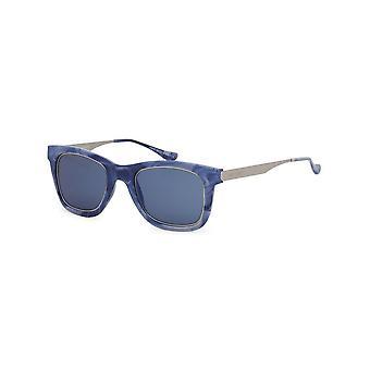 Italia Independent - Accessories - Sunglasses - 0808M_022_027 - Unisex - steelblue,lightblue