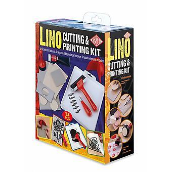 Essdee Lino Cutting & Printing Kit (L5PKR)