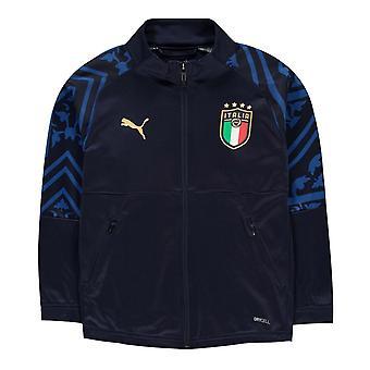 Puma Italy 2020 Kids Stadium Football Jacket